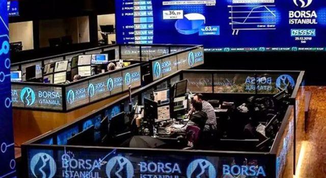Borsa İstanbul 100 endeksi salgın sonrası ilk kez 120 bin puanın üzerini gördü
