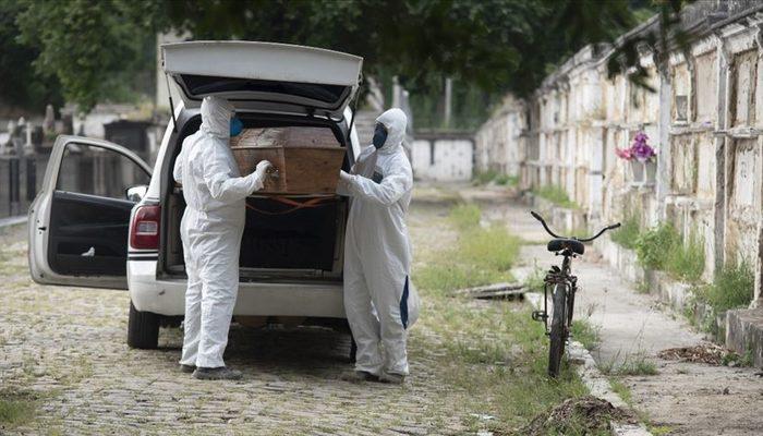 Brezilya, Meksika ve Hindistan'da koronavirüs ölümleri yükseliyor
