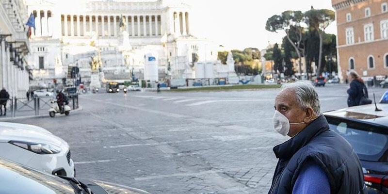 İtalya'da Kovid-19'dan can verenlerin rakamı 34 bin 967'ye yükseldi