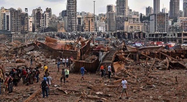 Avustralya'dan Lübnan'a para yardımı