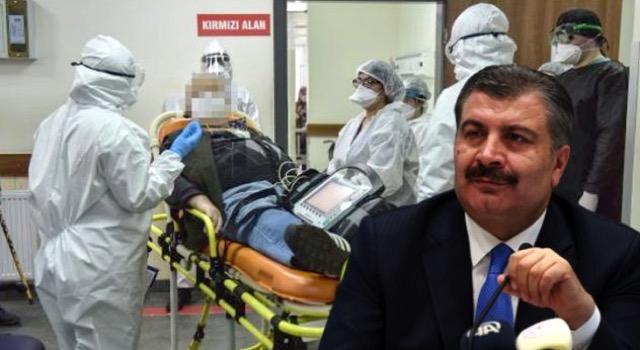 Bakan Koca, koronavirüse yakalanan kişinin uyarısını paylaştı: Eklem ağrılarından sürünerek bir şeyler yapıyorum