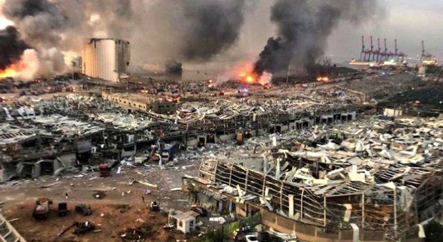 Beyrut'ta faciaya neden olan 2750 ton amonyum nitratın 6 sene önce İstanbul Boğazı'ndan geçtiği ortaya çıktı