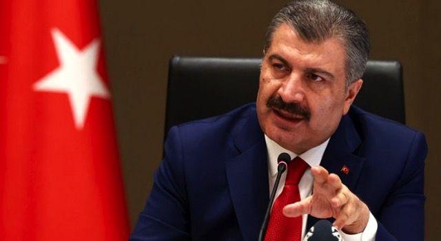 """Sağlık Bakanı Fahrettin Koca """"Koronavirüs kısıtlamaları geri gelebilir"""" sinyali verdi"""