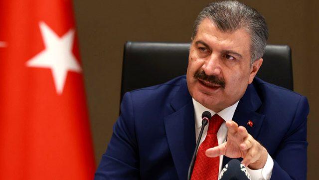 Sağlık Bakanı Fahrettin Koca Koronavirüs kısıtlamaları geri gelebilir sinyali verdi