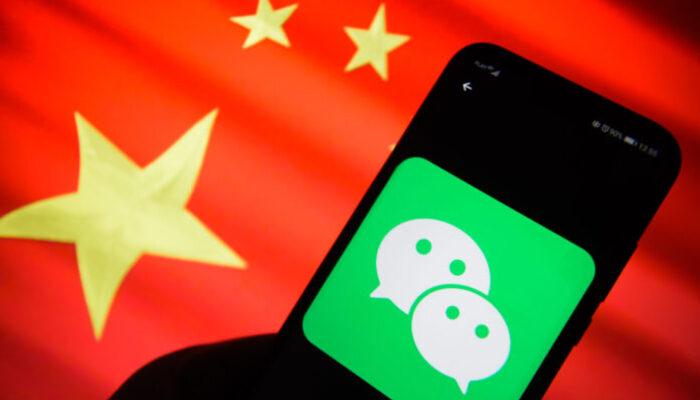 WeChat kullanıcıları ABD'de isyan etti