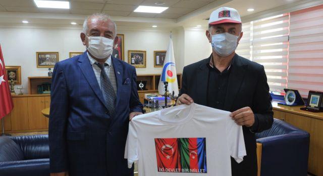 Azerbaycan için harekete geçildi