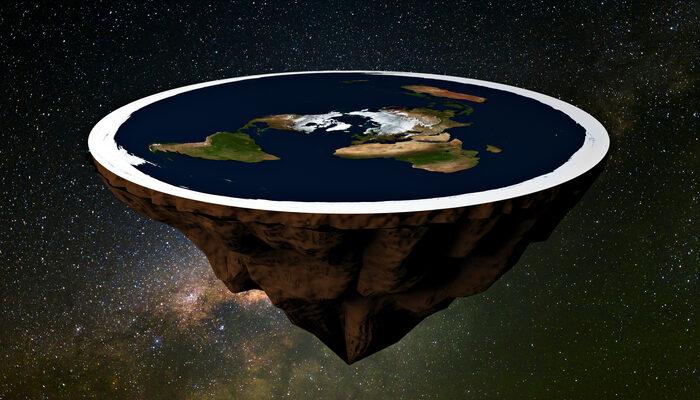 Dünyanın düz olduğunu kanıtlamak isterken kayboldular!
