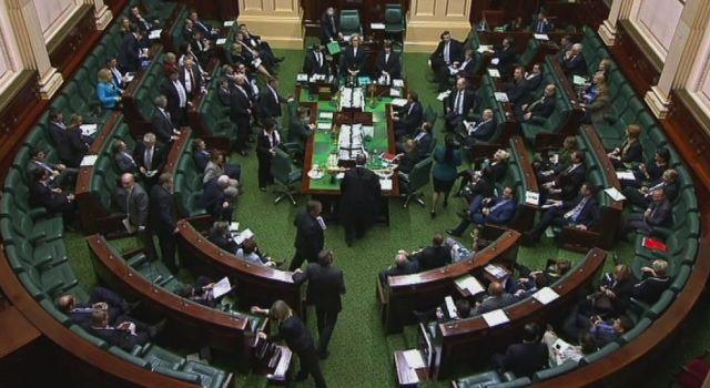 Victoria'da hükümete, meclisten olağanüstü halin devamı için izin