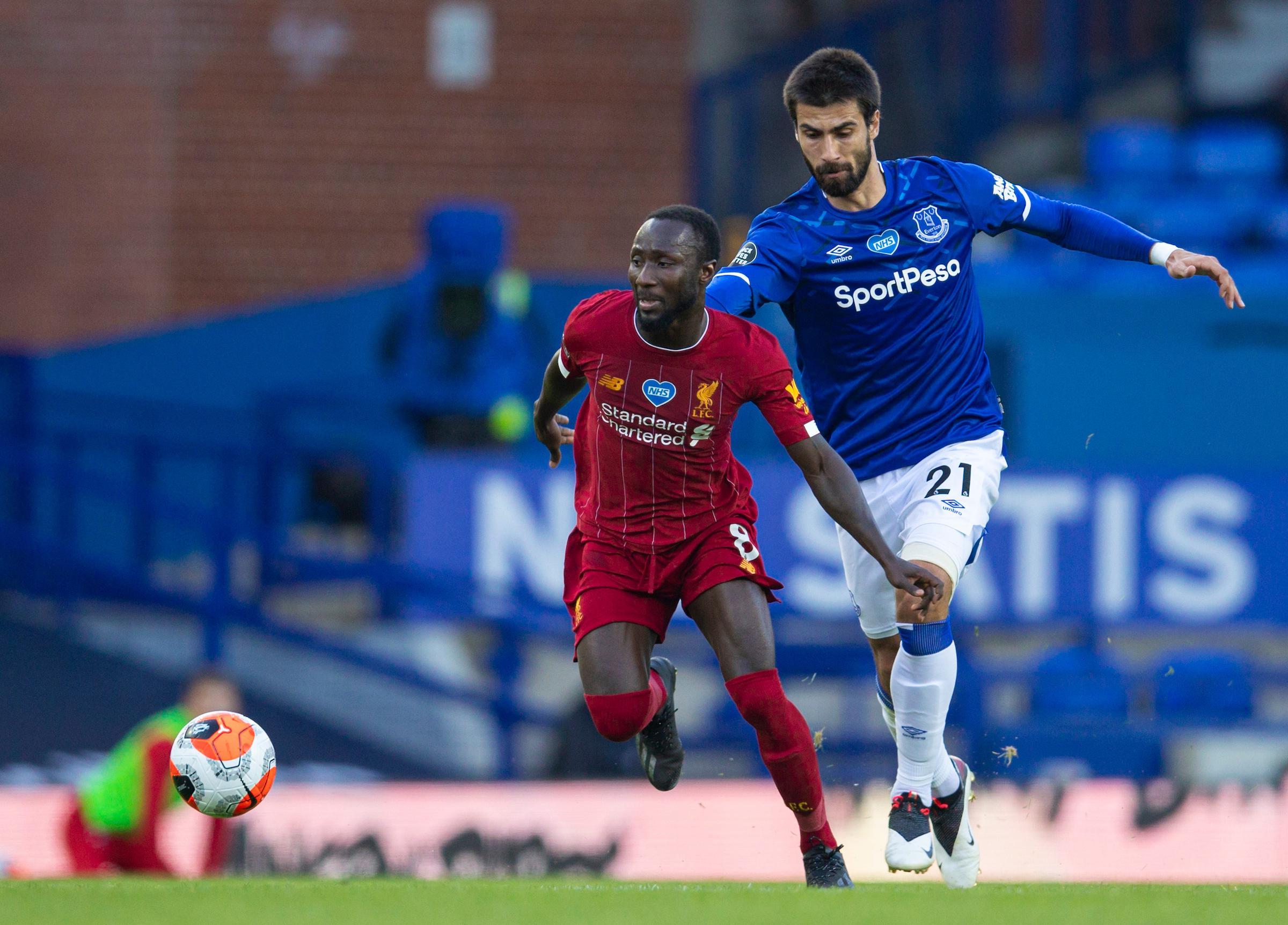 Everton-Liverpool derbisi izlenme rekoru kırdı