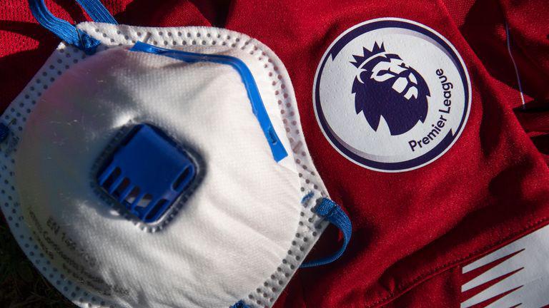 Premier Lig'de 1 koronavirüs testi pozitif çıktı