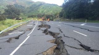 Yeni Zelanda'yı deprem uyandırdı.