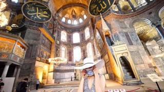 Din İşleri Yüksek Kurulu: Ayasofya'daki fresk ve mozaiklerin varlığı namazın sıhhatine engel değil