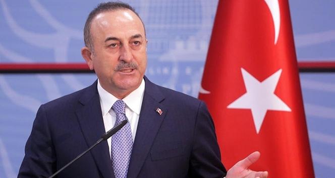 Dışişleri Bakanı Çavuşoğlu: 'Salgından çıkarabileceğimiz dersler olduğuna inanıyorum'
