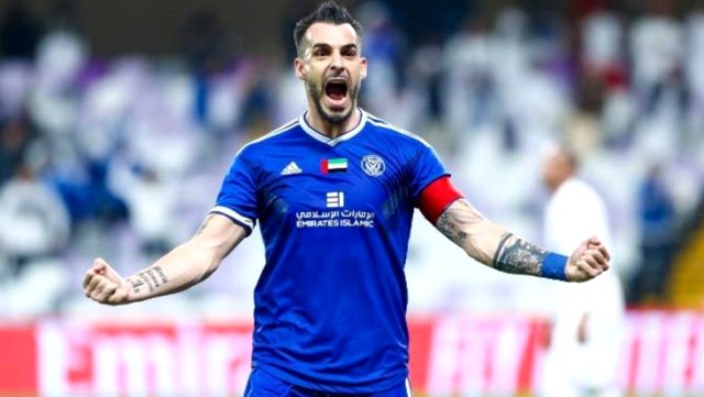 Eski Beşiktaşlı Alvaro Negredo, Cadiz'e transfer oldu