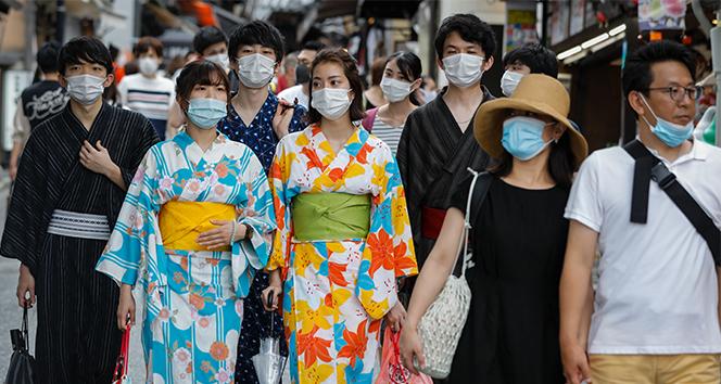 Japonya'da Covid-19 vakalarında yeni rekor