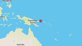 Papua Yeni Gine'de 6,9 büyüklüğünde zelzele