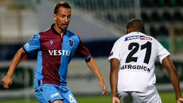 Trabzonspor, deplasmanda Yukatel Denizlispor'a 2-1 mağlup oldu