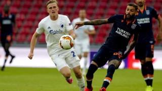 Başakşehir Danimarka'da golü erken yedi!