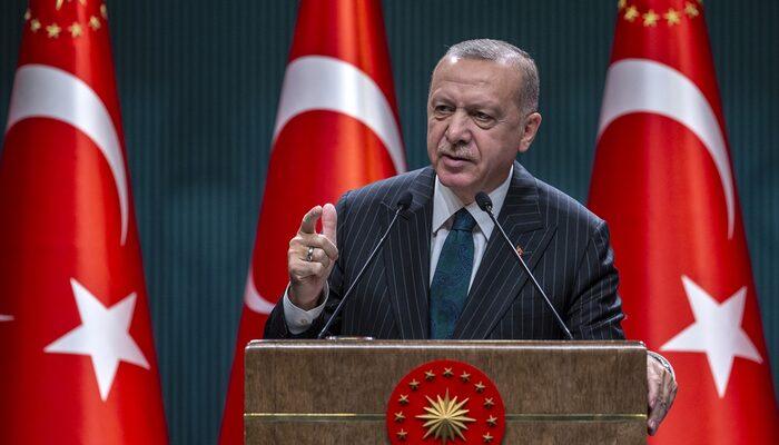 Kabine Toplantısı sonrası Cumhurbaşkanı Erdoğan'dan koronavirüs uyarısı!