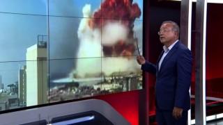 Lübnan'daki patlamada 3 renkte açığa çıkan dumanların anlamı ne?