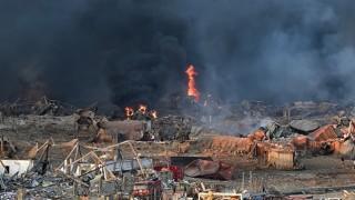 Lübnan'daki patlamayı DEAŞ üstlendi