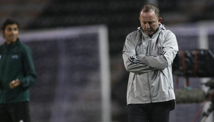 Sergen Yalçın: Çok değerli bir maçtı, kaybettiğimiz için üzgünüz