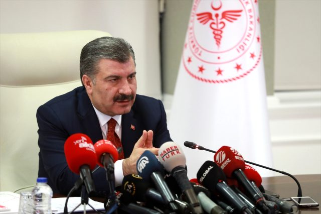 Türkiye'de 4 Ağustos günü koronavirüs nedeniyle 18 kişi hayatını kaybetti, 1083 yeni vaka tespit edildi