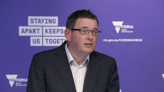 Victoria Eyalet Başbakanı Daniel Andrews'un Türkçe basın açıklaması.