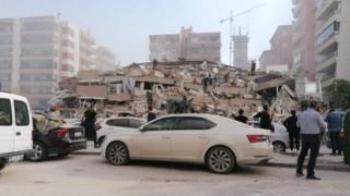 İzmir'deki depremde can kaybı sayısı yükseldi