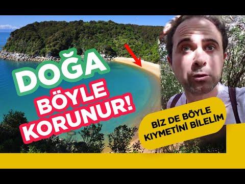 Keşke Türkiye'de de Böyle Kıymet Bilsek : İnsanın ve Doğanın Değeri !!!
