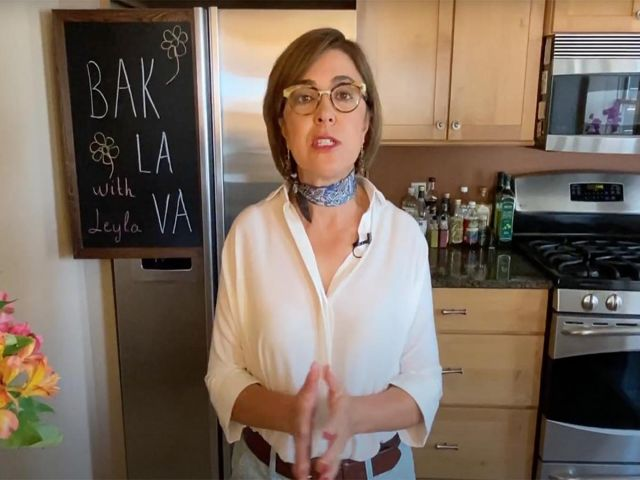 Baklava Recipe with Leyla Topal