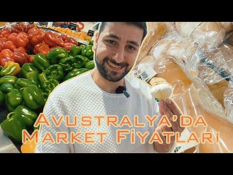 Avustralya'da Market Fiyatları! Asgari Ücret Ne Kadar?