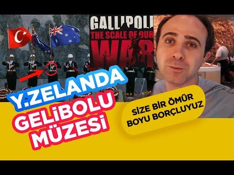 Anzaklar'ın Çanakkale Savaşı Müzesi : Size Bir Özür Borcumuz Var | Yeni Zelanda