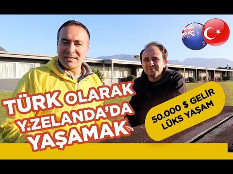 Yeni Zelanda Vatandaşı Bir Türk : 50.000 Dolar Gelir, Sağlık Sistemi Türkiye'de Daha İyi, Yaşam