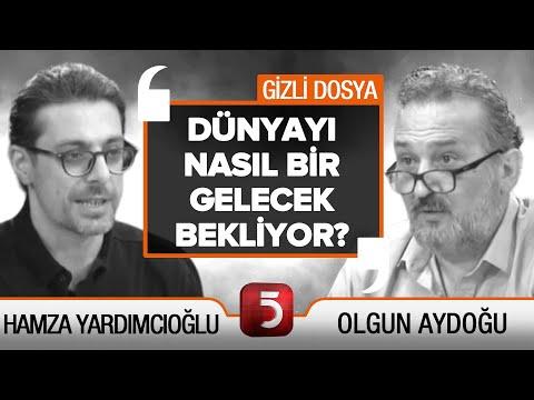 Kadim Gerçekler ve Olayların Arka Planı - Olgun Aydoğu - Hamza Yardımcıoğlu - Gizli Dosya