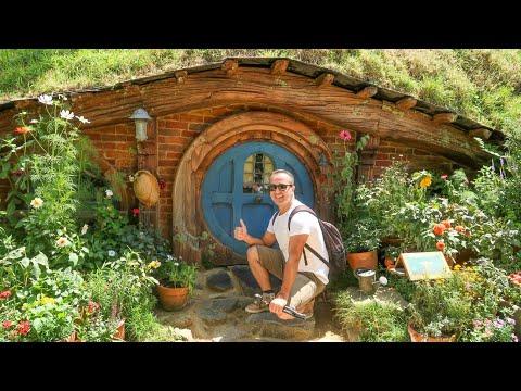 Yüzüklerin Efendisi Hobit Köyü | Yeni Zelanda | birhayalinpesinde