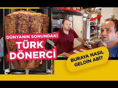Asın Bayrakları : Dünyanın Sonundaki ANKARALI Türk Dönerci (Nasıl Yerlerde Yaşıyorlar ??? )